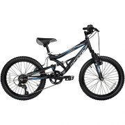 """20"""" Hyper Shocker Bike (Black, Shocker Bike) (Black/Blue)"""