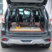 Bicycle Front Rack Carrier Alloy Car Trunk Bicycle Rack