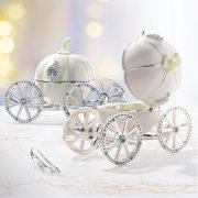 Cinderella Pumpkin Carriage box Jewelry