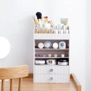 Large Makeup Organizer Cosmetic Storage Box Skin Care