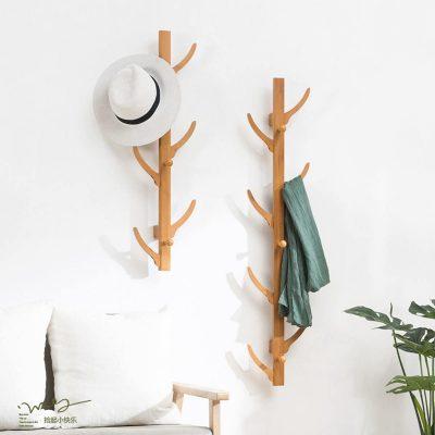 Rack All Hat Rack Bamboo