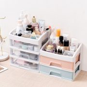 Organizer Drawers Plastic Cosmetic Storage Box Jewelry