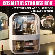 Makeup Organizer Large Capacity Waterproof and Dustproof