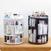 New 360 Degree Rotation Makeup Organizer Cosmetics