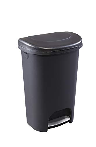 Rubbermaid NEW 2019 VERSION Step-On Lid Trash Can