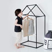 PETITE MAISON Kids Closet - Dress up Clothing Garmet Rack