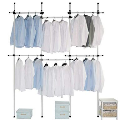 Rack Organizer No Drilling Heavy Duty Shelf System
