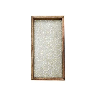 Mosaic Tray for Luxurious Bath countertop
