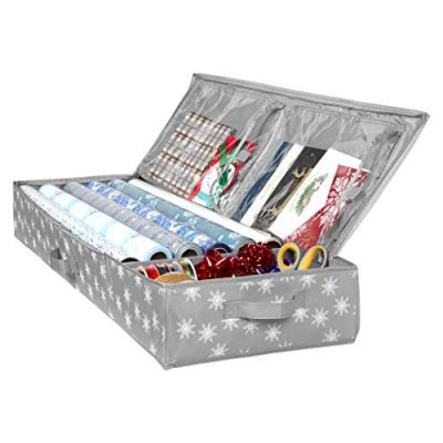 Christmas Storage Organizer - Wrapping Paper Storage
