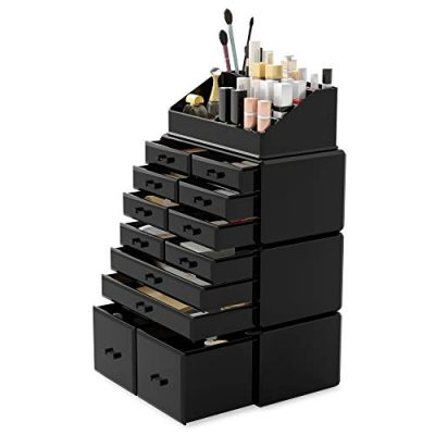 Organizer Storage Drawers Display Boxes Case