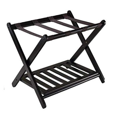 Luggage Rack, Folding Luggage Rack for Guest Room