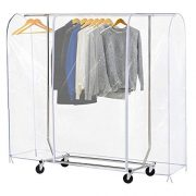 Ruibo Clear Garment Rack Cover Dustproof Clothes