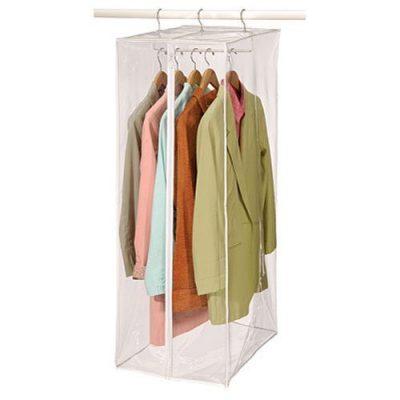 Vinyl Storage Maxi Rack Suit Garment Cover