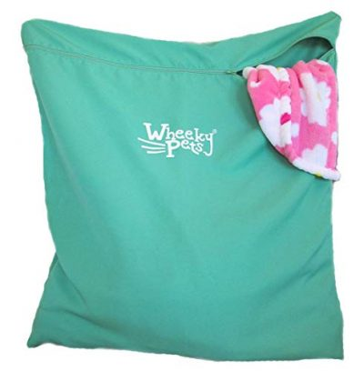 Wheeky Pets Laundry Helper, Laundry Bag for Pet Beds
