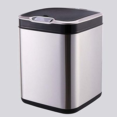 Kitchen Smart Trash Can with Infrared Motion Sensor