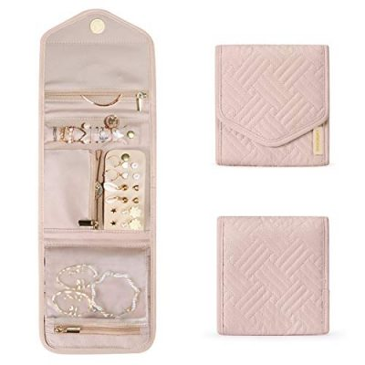 Organizer Case Foldable Jewelry Roll