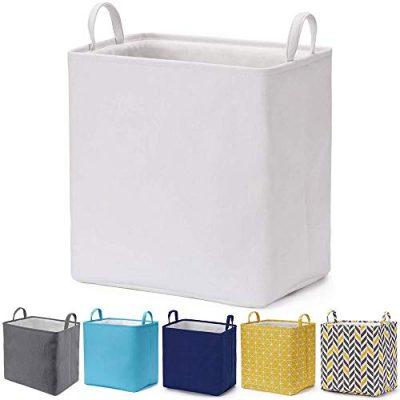 Every Deco Rectangular Storage Bin Laundry Basket