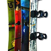 Heavy-Duty Snowboard Storage Rack
