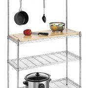 Whitmor Supreme Baker's Rack with Food Safe