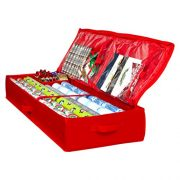 Christmas Wrapping Paper Storage Container