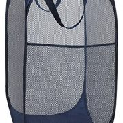 Handy Laundry Collapsible Mesh Foldable Hamper