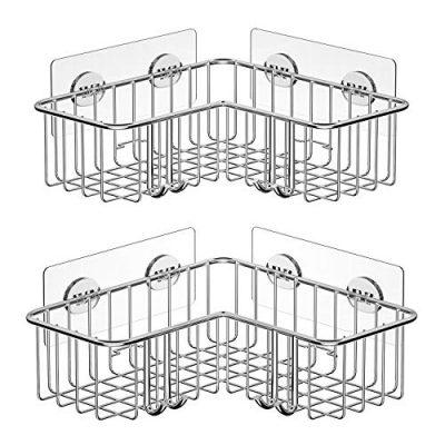 Stainless Steel Storage Organizer for Bathroom, Toilet