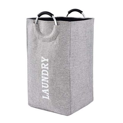Large Collapsible Laundry Hamper Bag with Handles