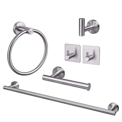 Bathroom Towel Rack Set 6-Piece Set
