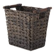 Driftwood Brown Waste Basket