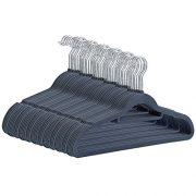 CRESNEL Velvet Hangers 50 Pack - Extra Strong