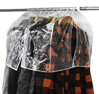 Protect Your Clothes from Dust and Contaminants Plastic