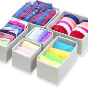Simple Houseware Foldable Cloth Storage Box Closet