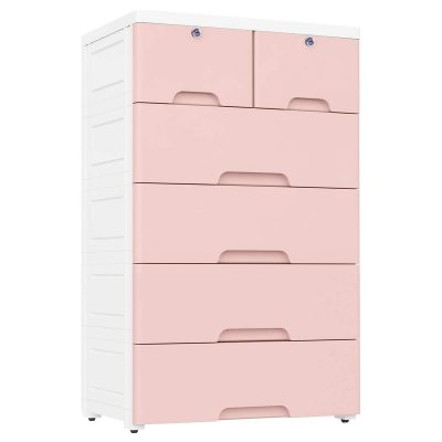 Closet Drawers Tall Dresser Organizer for Clothes