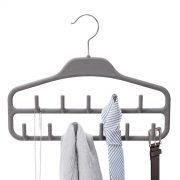 ELONG HOME Belt Hanger Rack Holder for Closet