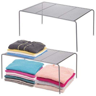 Countertop Organizer Storage Shelf for Bedrooms, Bathrooms