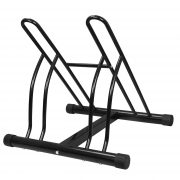 ZENY 2 Bikes Bicycle Floor Stand Garage Storage