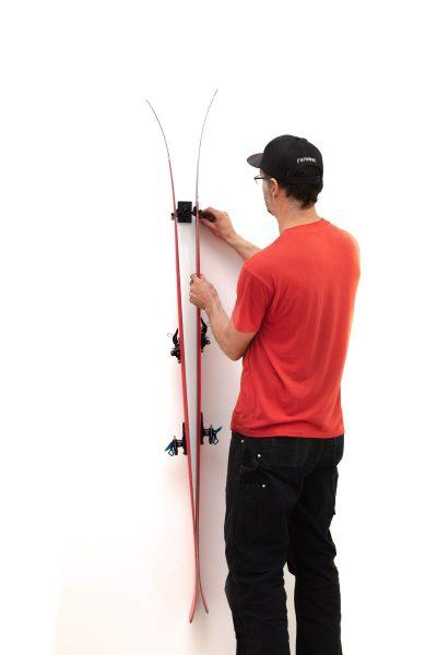 Rocker Ski Rack Individual Ski Racks (Large)