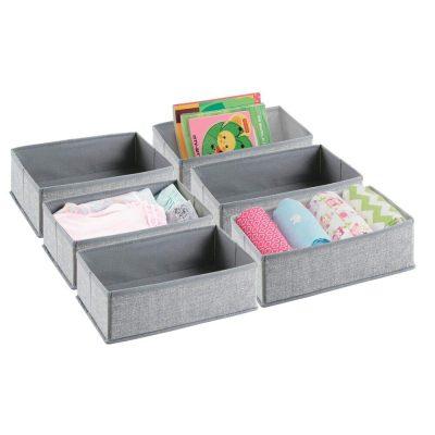 Soft Fabric Dresser Drawer for Toddler/Kids Bedroom