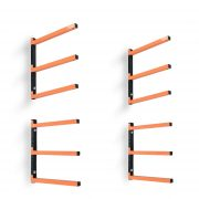 Wood Organizer and Lumber Storage Metal Rack