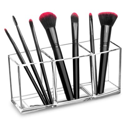 Makeup Brush Holder Organizer, Acrylic