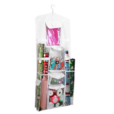 Bag Wrapping Paper Rolls Storage Holder Space