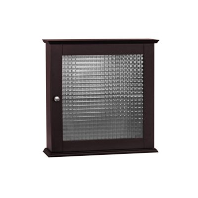Elegant Home Fashions Chesterfield Bathroom Cabinet