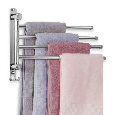 Wall Mounted Towel Bar for Bathroom, Kitchen