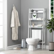 Over The Toilet 3-Shelf Bathroom Organizer
