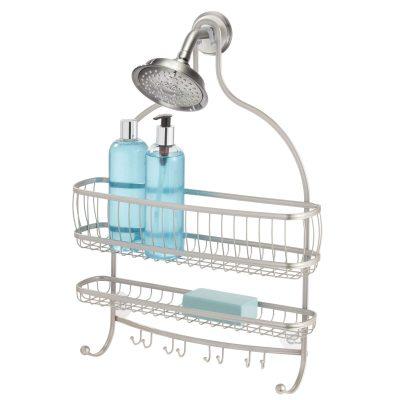 York Lyra Jumbo Hanging Shower Organizer