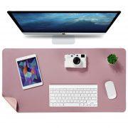 "Knodel Desk Pad, Office Desk Mat, 31.5"" x 15.7"" PU Leather"