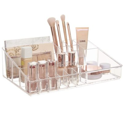 Premium Quality Clear Plastic Cosmetic and Makeup Palette Organizer