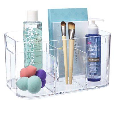 Bliss 5-Compartment Plastic Organizer