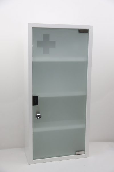 Wall Mount Medicine Cabinet First Aid Storage