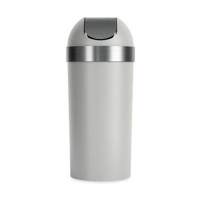 16.5-Gallon Kitchen Trash Lid for Indoor, Outdoor